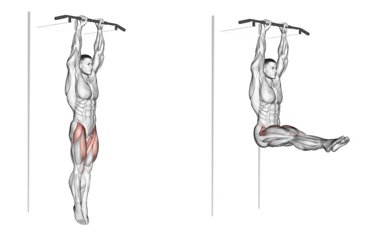 Hanging Straight Leg Raise