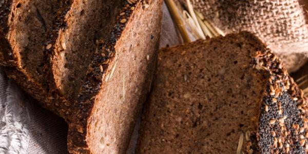 Whole wheat bread 100%