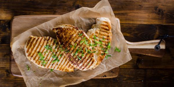 Chicken breast grilled