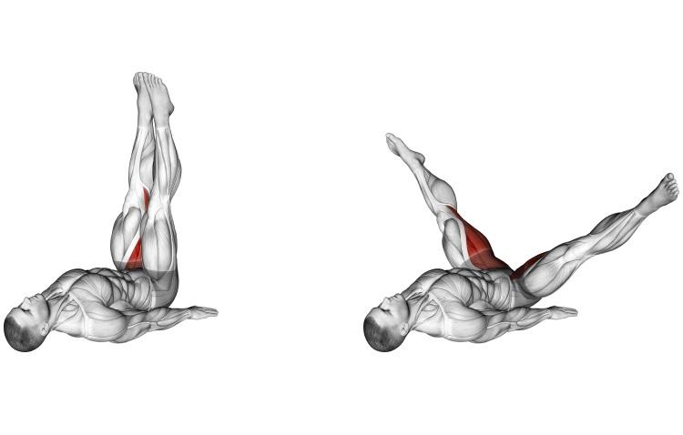 Stretching - Adductor stretch