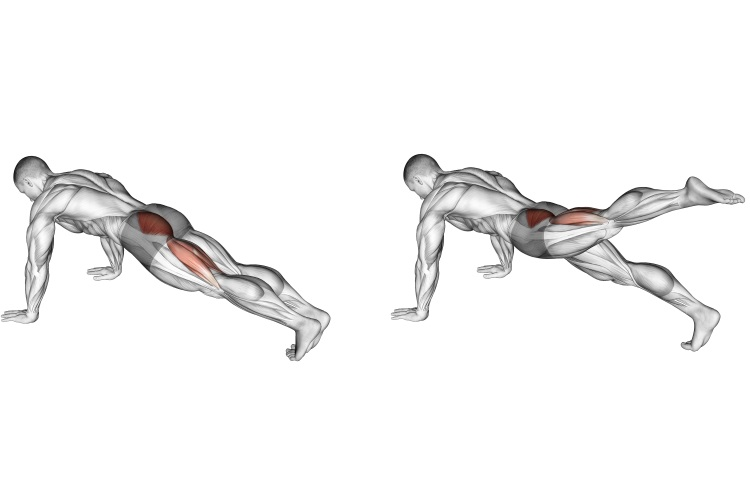 Stretching - Hip Extension Stretch